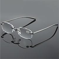 Kính viễn thị lão thị titan siêu nhẹ cực ôm mặt kiểu dáng thể thao nam tính kv991http