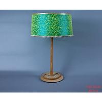 Đèn bàn gỗ góc phương Đông, đèn trang trí nội thất, đèn để bàn phòng ngủ hàng chính hãng.