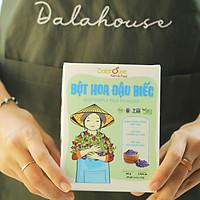 Bột Hoa Đậu Biếc Dalahouse – Hộp 20 Gói x 3gr Tiện Lợi – Cung Cấp Vitamin E&C, Tốt Cho Mắt Và Giúp Ngủ Sâu, 100% Nguyên Chất Được Sấy Lạnh Theo Công Nghệ Nhật