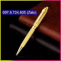 Bút ký cao câp Doanh nhân LC 046, mực bi mịn đều ở mọi góc nghiêng cầm bút