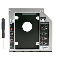 Caddy Bay 12.7mm SATA 3.0 cho laptop