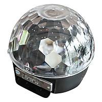Đèn LED Suntek Chiếu Vũ Trường Cảm Ứng Nhạc Kiêm Loa Nghe Nhạc