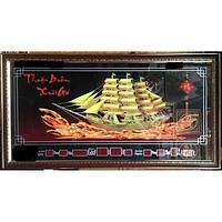 Đồng hồ lịch vạn niên Thuyền Vàng MS401