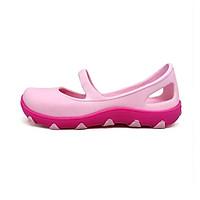 Giày Thái Lan Bé Gái - Hồng phấn - Giày Nhựa Chuyên Dụng Đi Mưa Thời Trang, Chống Trơn Trượt