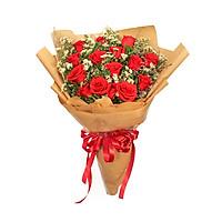 Bó hoa tươi - Yêu Đắm Say 4325
