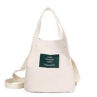 Túi tote vải living mini TD01 giá siêu yêu