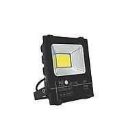 Đèn Pha led công trình chuyên dùng COB siêu sáng, siêu dày công suất 30w-200w