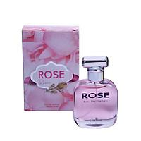 Nước hoa nữ hấp dẫn và đam mê, lưu hương cả ngày Lamcosmé - Rose Roman (60ml)