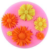 Khuôn silicon các loại hoa