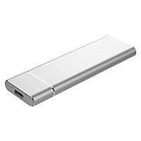 Box SSD M.2 SATA USB-A-C 3.1 vỏ nhôm cao cấp 3NU31