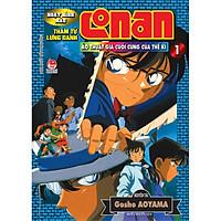 Thám Tử Lừng Danh Conan Hoạt Hình Màu: Ảo Thuật Gia Cuối Cùng Của Thế Kỉ - Tập 1