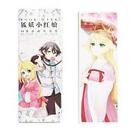 Hộp 36 Đánh Dấu Sách Bookmark Amine Fox Spirit Matchmaker - Yêu Hồ Kết Duyên 2