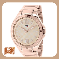 Đồng hồ đeo tay Nữ dây kim loại Tommy Hilfiger 1781384