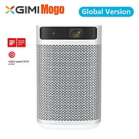 Global Version XGIMI XJ03W MOGO DLP 3D Projector 960 X 540P Support 4K 210Ansi Lumens Android 9.0 2+16GB Dual-band