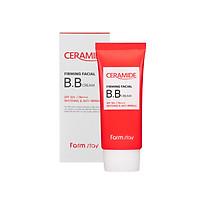 Kem nền trang điểm chống nắng BB  Farmstay Ceramide Firming BB Cream SPF 50+