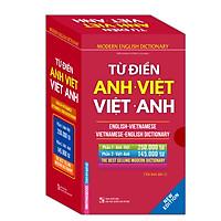 [BÌA MỀM] Từ Vựng Anh Việt - Việt Anh (Sách Học Từ Vựng Siêu Tốc Dành Cho Người Việt Học Tiếng Anh / Tặng Kèm Bookmark Green Life)