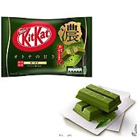 Bánh KitKat trà xanh bịch 12 gói - nội địa Nhật Bản