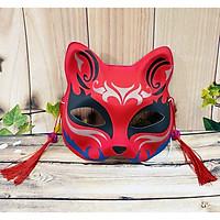 Mặt nạ cáo đỏ, hóa trang Cosplay Nhật Bản