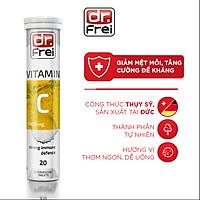 Viên sủi Bổ sung Vitamin C Dr. Frei 1000 Mg