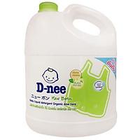 Dung Dịch Giặt Quần Áo Cho Bé D-Nee - Chai 3000ml (Xanh lá)