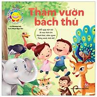 Cẩm Nang Ngoan Cả Tuần - Thăm Vườn Bách Thú (2-6 Tuổi) (Tái Bản 2019)