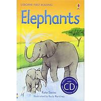 Usborne Elephants + CD