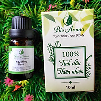 Tinh dầu hoa hồng - Rose 10ml | Bio Aroma