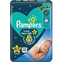 Tã quần Pampers ngủ ngon XL26/XXL22/L30