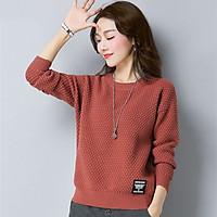 Áo len nữ Hàn Quốc chất len mềm mịn siêu xinh