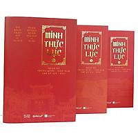 Minh Thực Lục: Quan Hệ Trung Quốc - Việt Nam Thế Kỷ XIV-XVII (Bộ 3 Tập)