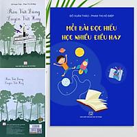 Combo 2 Cuốn Mỗi Bài Đọc Hiểu Học Nhiều Điều Hay và Rèn Viết Đúng Luyện Viết Hay