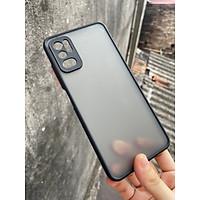 Ốp lưng cứng viền dẻo cho Xiaomi Redmi Note 10 5G
