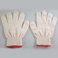 Găng Tay Sợi lao động túi 10 đôi