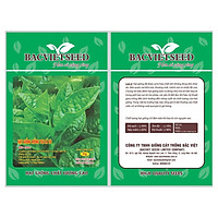 Hạt Giống Rau Mồng Tơi cao sản-Rau ăn lá-củ-quả-năng xuất cao chất lượng tốt phù hợp trồng ở nhà, vườn, cánh đồng
