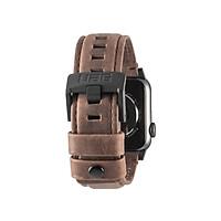 Dây đeo Apple Watch 40mm & 38mm UAG Leather Series - Hàng chính hãng