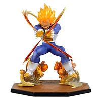 Mô Hình Siêu Saiyan Cadic - Dragon Ball 15cm
