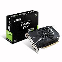 Card màn hình Msi 2GB GTX1050 Aero ITX 2G OCV1-Hàng chính hãng