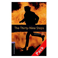 Oxford Bookworms Library (3 Ed.) 4: The Thirty-Nine Steps Audio CD Pack