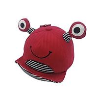 Boys Girls Children Caps Hats Child Adjustable Sun Protection Cartoon Animal Print Casual Ear Design Visors