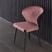 Ghế ăn nệm da hiện đại (kt 85x45x40cm)