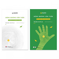 Combo 2 cuốn: Sống Không Cần Tiền Tập 1 + 2