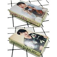 Hộp ảnh lomocard set 30 tấm ảnh khác nhau JACK PHƯƠNG TUẤN J97