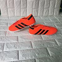 Giày đá bóng đá banh 3 sọc - 75445 màu cam