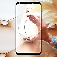 Miếng kính cường lực cho LG V30 Full màn hình - Đen