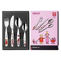 Bộ muỗng nĩa trẻ em Emilie Children's flatware ZWILLING - 4 món