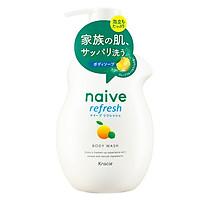 Sữa Tắm Refresh Naïve (530ml)