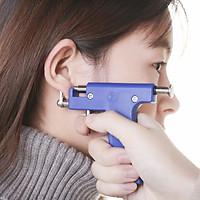 Bộ dụng cụ bấm lỗ tai kèm khuyên đeo cho nữ