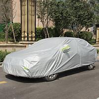 Bạt phủ ô tô cao cấp tráng nhôm cho xe 5 chỗ
