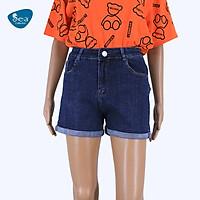 Quần Short Jean Nữ 6477 Sea Collection