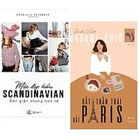 Combo Sách Hay Dành Cho Các Quý Cô: Rất Thần Thái, Rất Paris + Mặc Đẹp Kiểu Scandinavian - (Bộ 2 Cuốn Sách / Khí Chất Đắt Giá Bất Truyền Của Quý Cô Sành Điệu / Madame Chic / Tặng Kèm Postcard Greenlife)